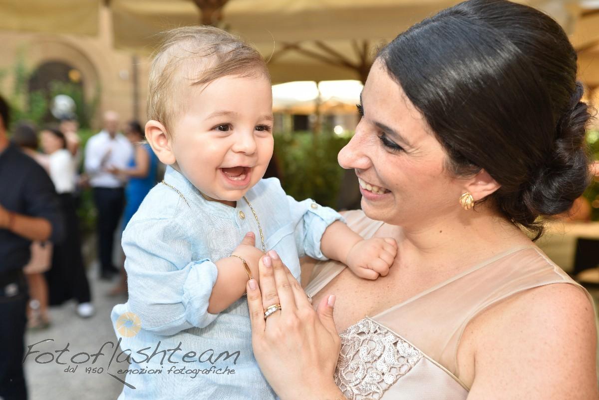 Bambino festa battesimo servizio foto