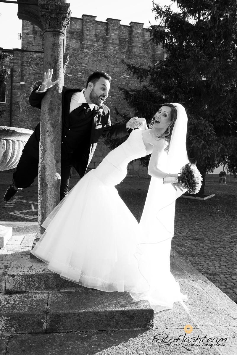 Sposi Matrimonio Fotografo professionista Roma Studio Fotografico Fotoflashteam
