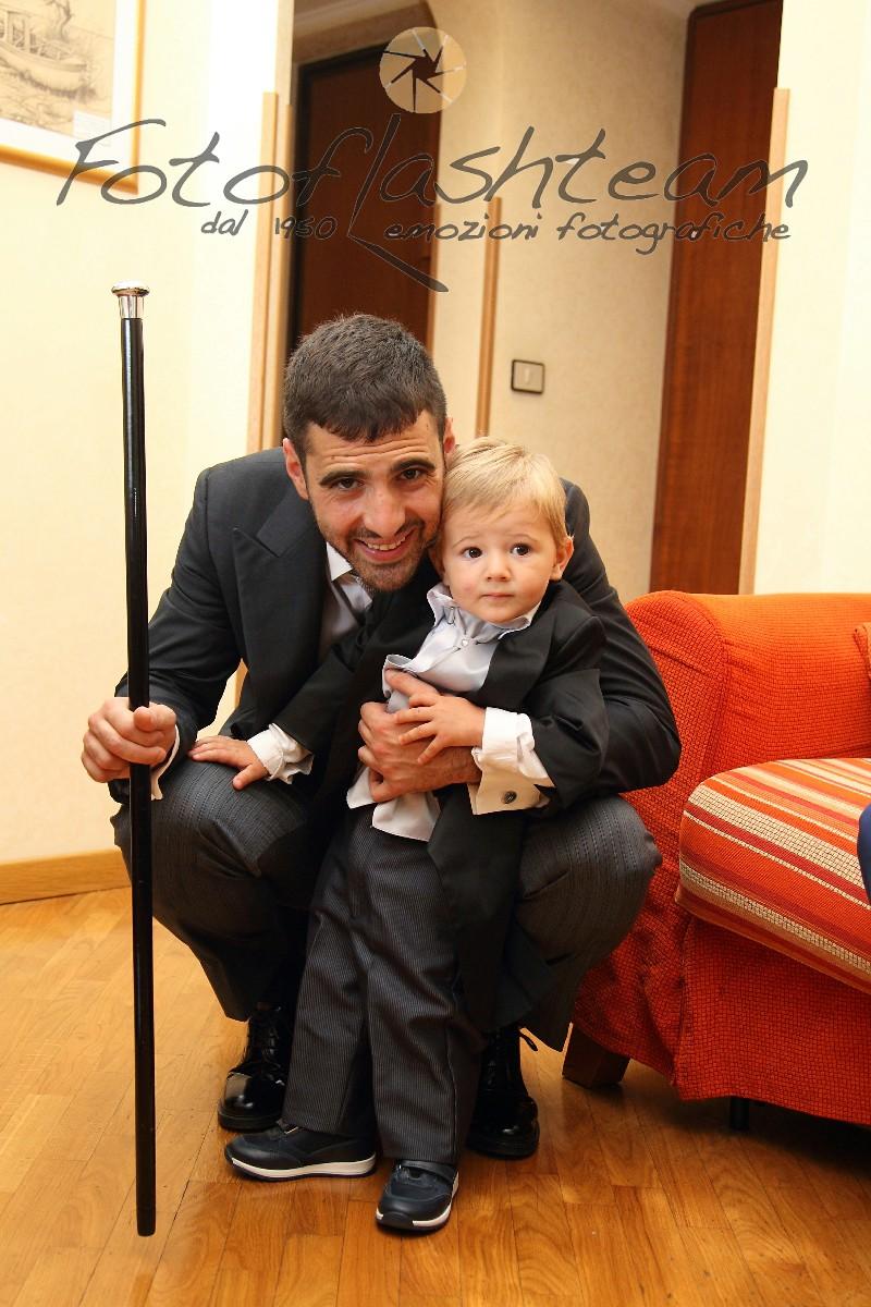 paggetto casa sposo servizio fotografico nozze roma Fotoflashteam