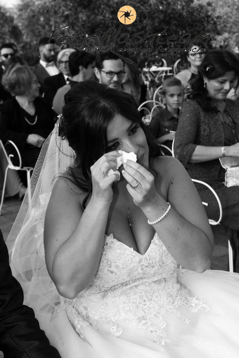 sposa cerimonia servizio fotografico nozze roma Fotoflashteam