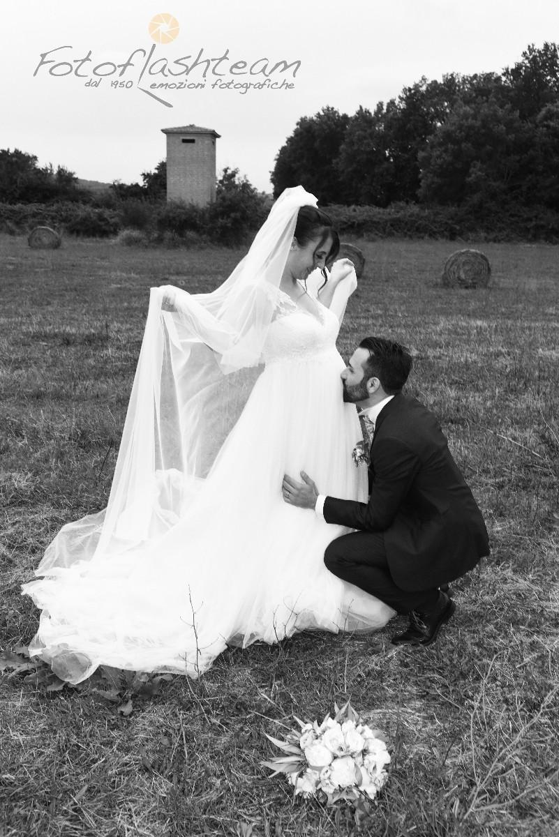 sposi servizio fotografico artistico nozze roma Fabio Riccioli