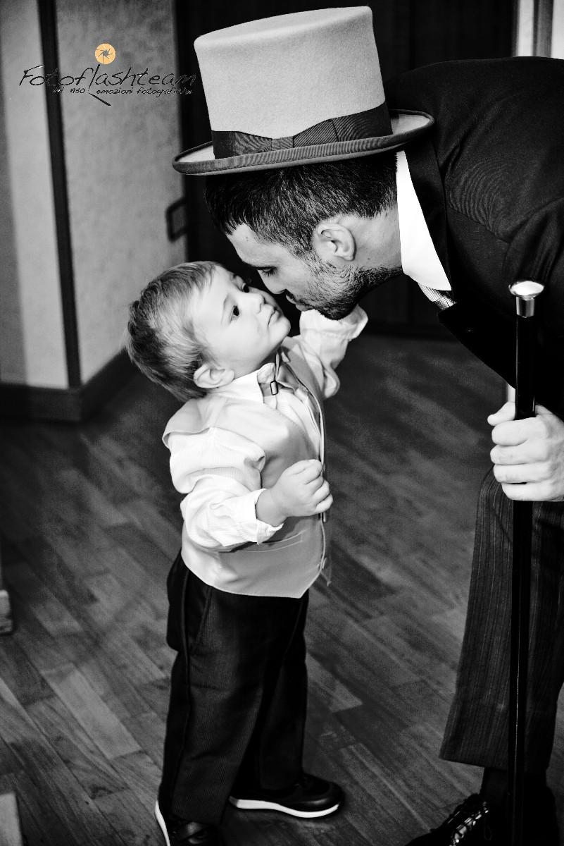 sposo paggetto servizio fotografico nozze roma Fotoflashteam