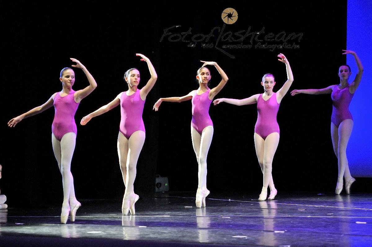 Ballerine saggio danza fotografo Roma specializzato Fabio Riccioli