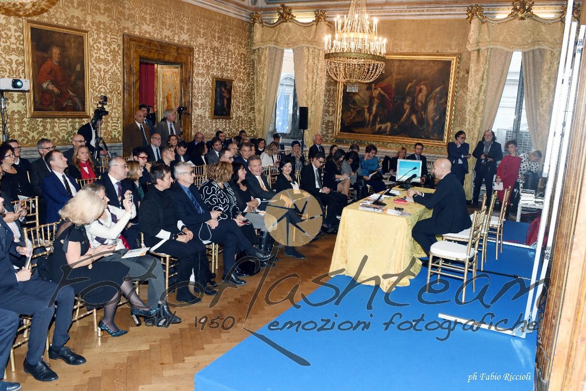 Fotografo professionista sala convegni Roma Fabio Riccioli