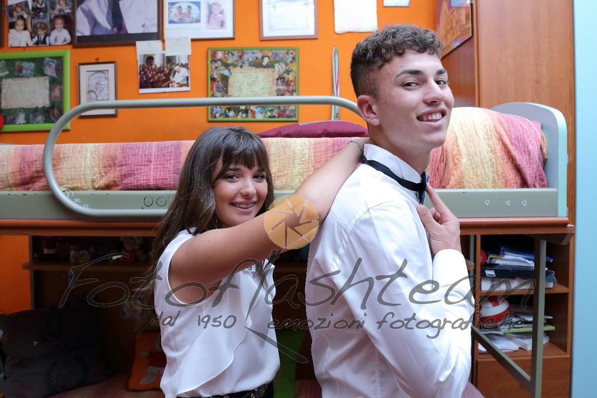 Preparativi 18 anni festa Fotografo diciottesimo Roma