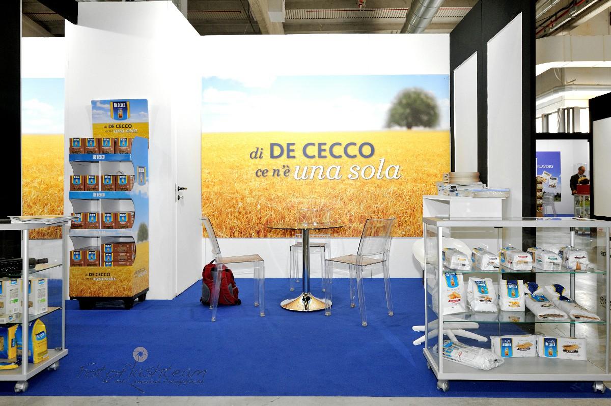 Stand De Cecco Fotografo eventi Milano Fabio Riccioli