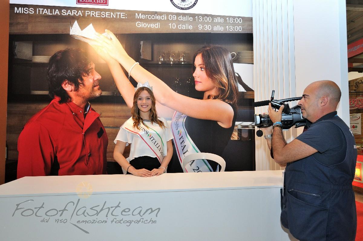 Stand Miss Italia Fotografo fiera Milano Fabio Riccioli