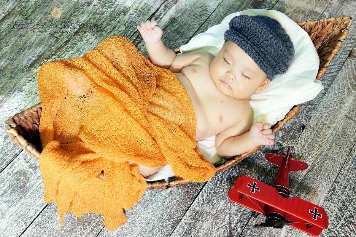 album foto neonato Roma Fotografo specializzato Fabio Riccioli
