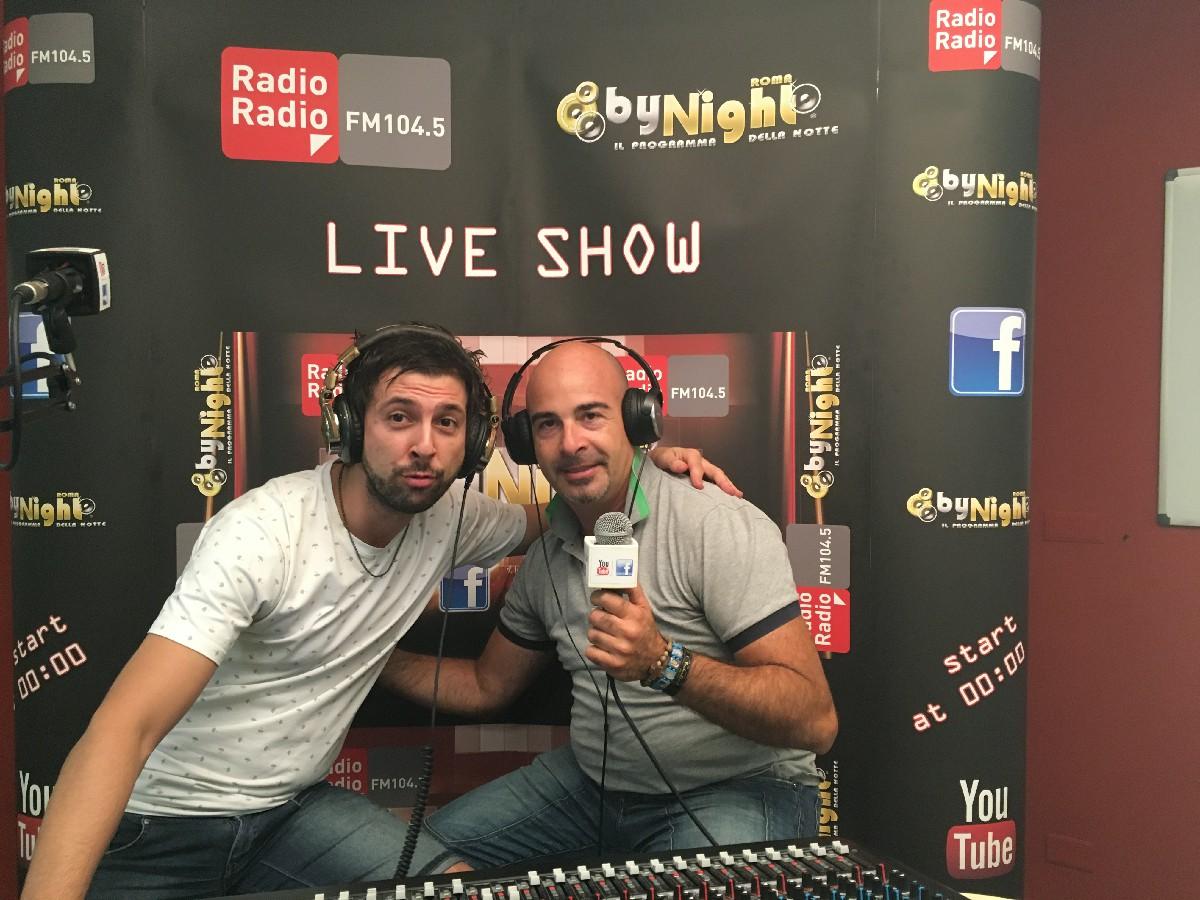 Fabio Riccioli Radio Radio intervista