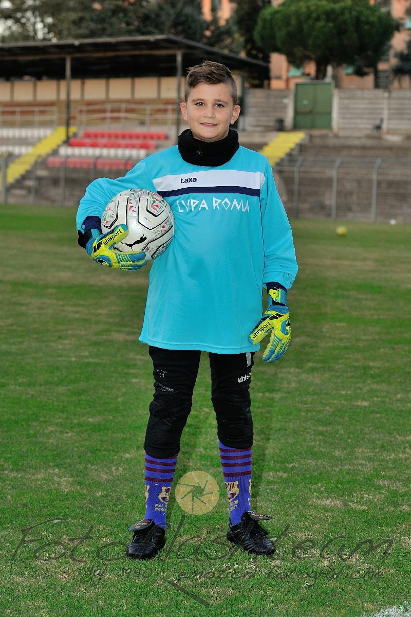 Foto calciatore partite calcio Fotografo Roma Fotoflashteam Fabio Riccioli