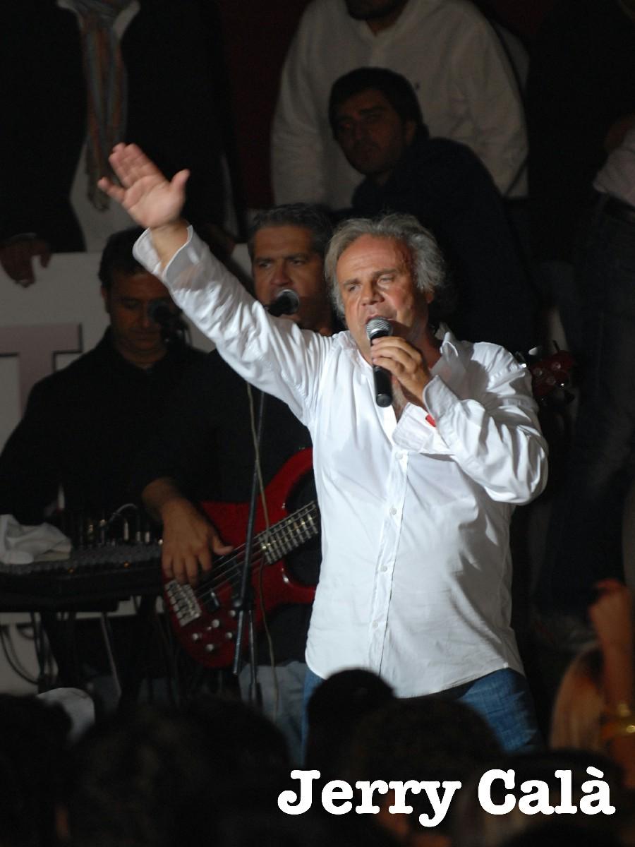 Jerry Calà Fotoreporter Vip Fabio Riccioli Roma