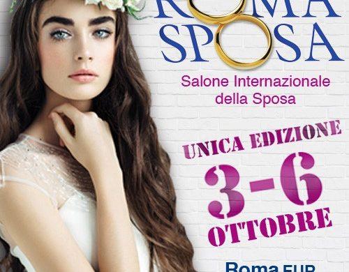 Fotoflashteam Romasposa 2019 salone internazionale della Sposa La Nuvola Eur 3 6 ottobre Roma