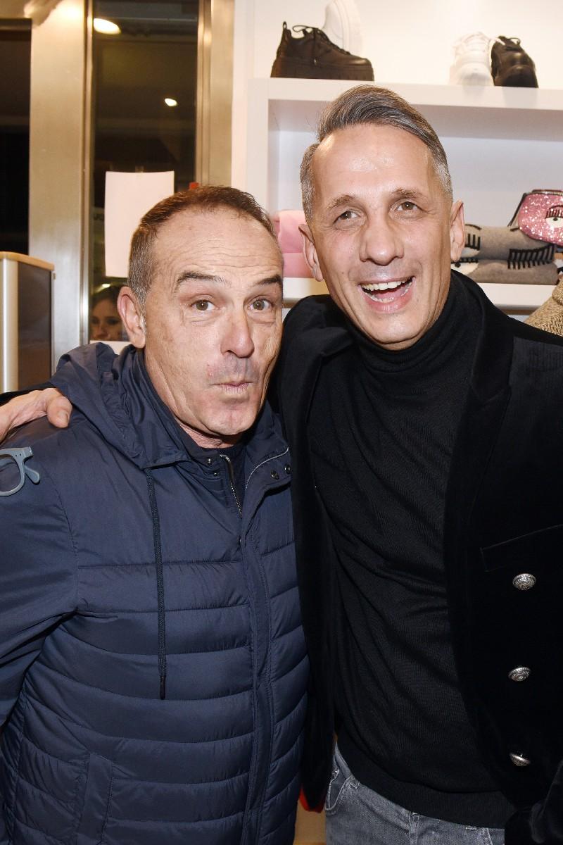 Antonio Giuliani Evento Mou negozio Walcor Roma servizio fotografico fashion