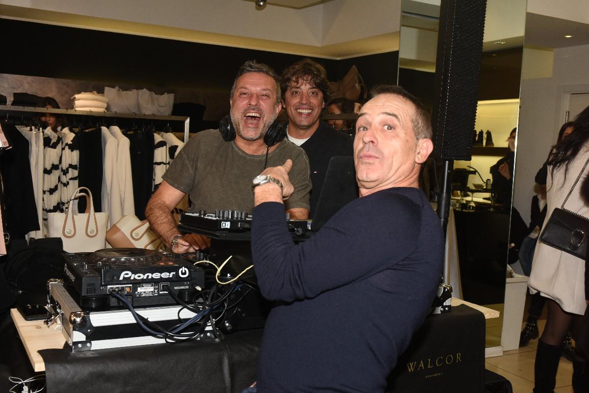 Antonio Giuliani Evento Mou negozio Walcor Vip fotografo eventi Roma