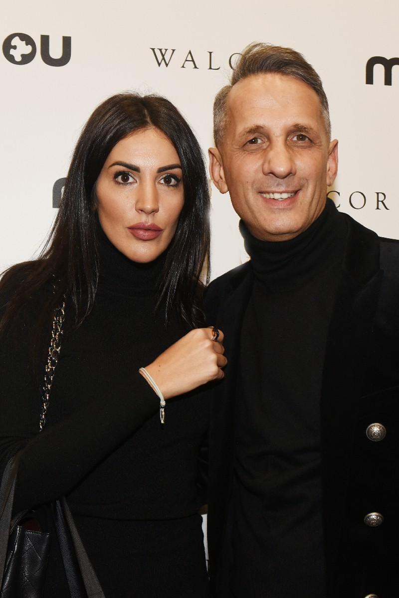 Foto vip Evento Mou Moda negozio Walcor realizzazione servizio fotografico fashion Roma