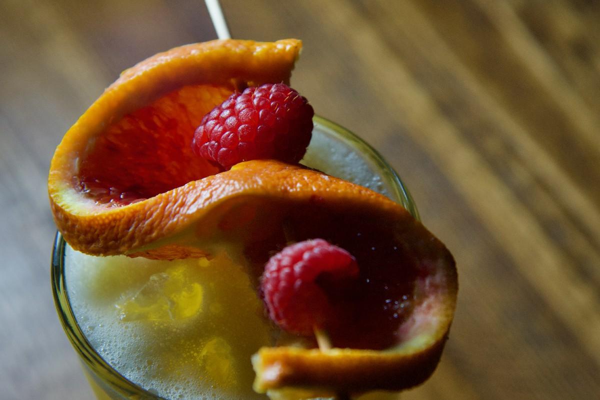 Realizzazione menu fotografico bar aperitivi ristorante Fotografo Centocelle