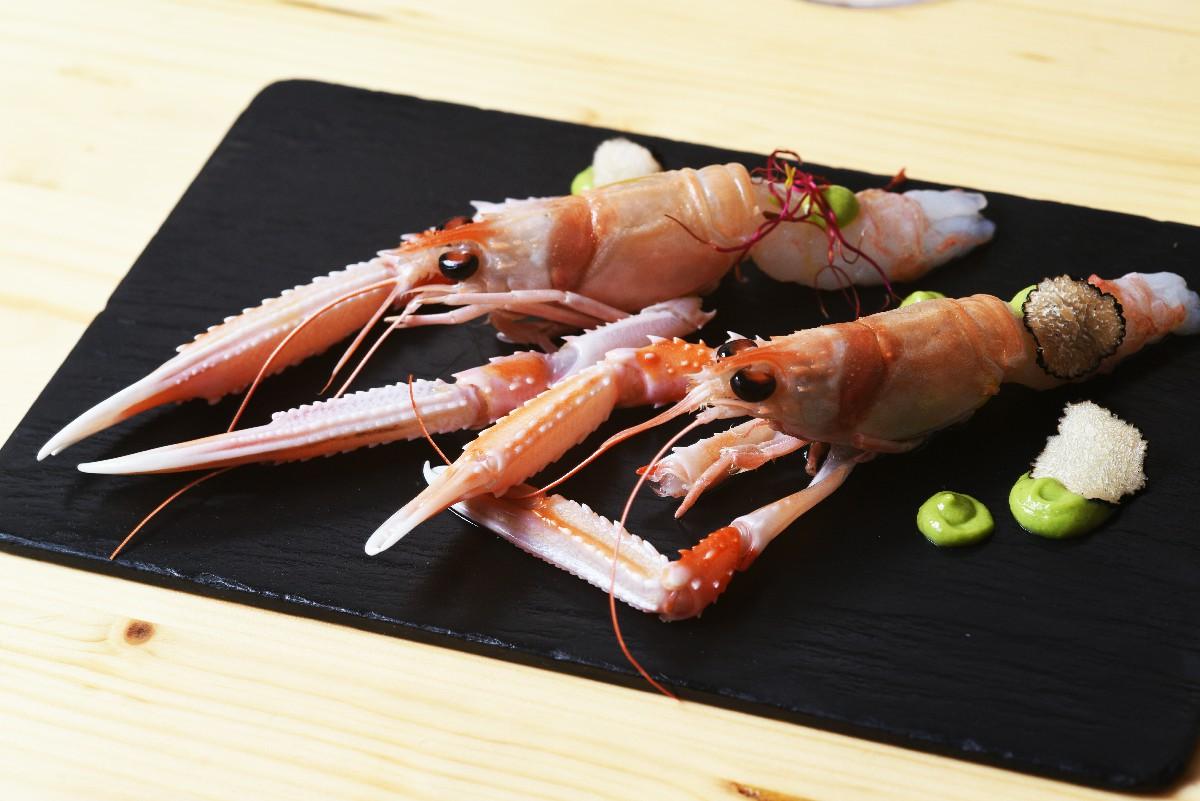 Fotografo piatto menu ristorante pesce Roma Fotoflashteam